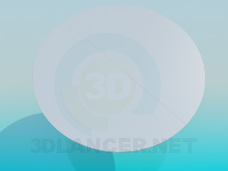 modelo 3D Mesa - escuchar