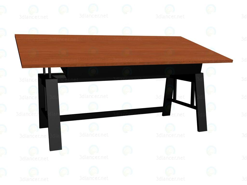 3d model Table mul′tipis′mennyj VOX - preview