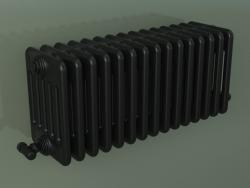 Radiateur tubulaire PILON (S4H 6 H302 15EL, noir)