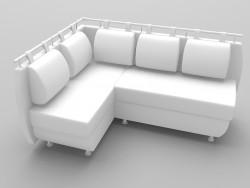 Canapé d'angle Julia