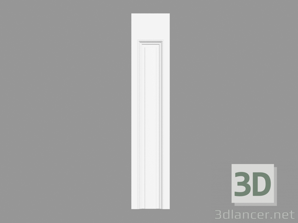 3d model Pilaster (PS1),Sabur Decor max(2013), - Free