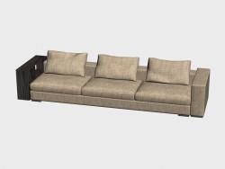 Sofa Infiniti LUX (avec étagères 348h98)