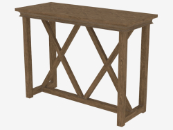 Table console CHATEAU ISLAND BAR (8831.0011)