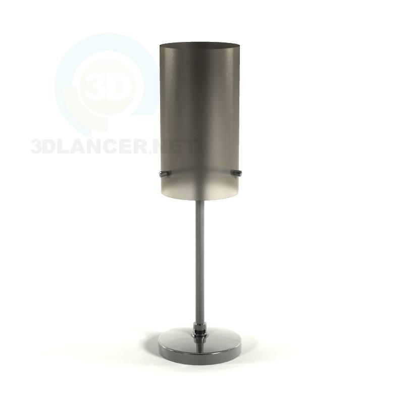 3d модель Лампа – превью