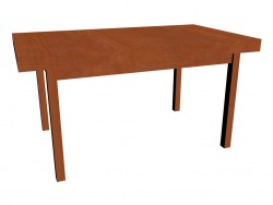 Table pliante (plié)