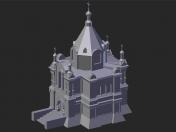 Suzdal। मिहाली। अलेक्जेंडर नेवस्की चर्च