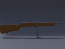 US Reising Model 50 Alt Makineli Tüfek