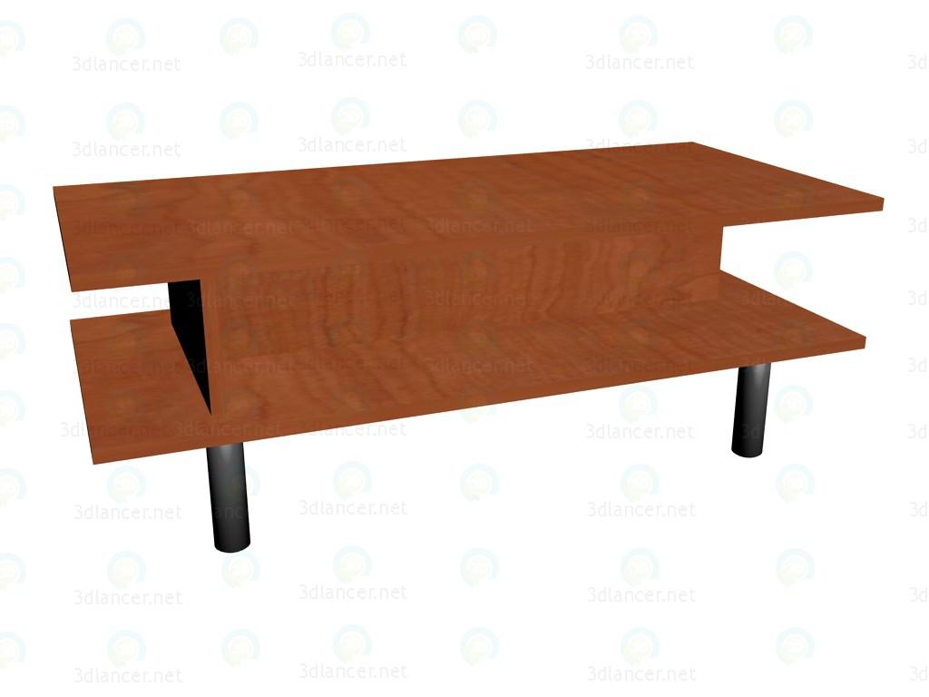 3d модель Стол журнальный VOX – превью
