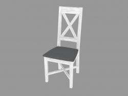 Chaise rembourrée (PRO.110.XX 44x105x39cm)