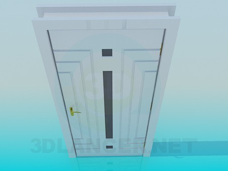3d model Puerta - vista previa