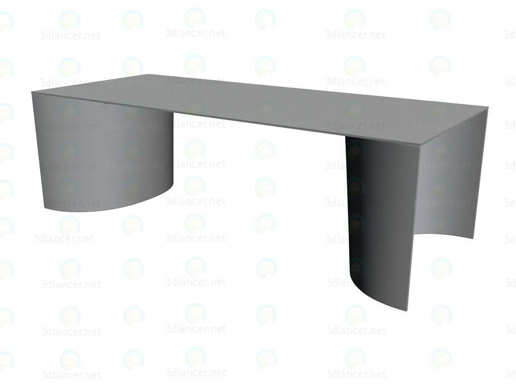 3d model Table TA240 - preview