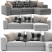 3d KIVIK SOFA RANGE model buy - render