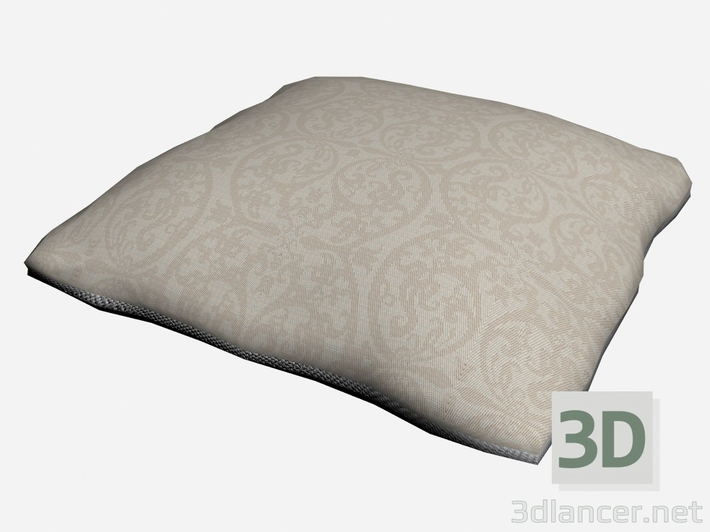 3d modeling Special special pillow Cushion 6155 model free download