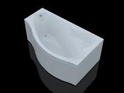 Ванна Aquanet Palma 170100