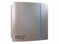 Ventilateur SILENT-100 CHZ Silver Design 3