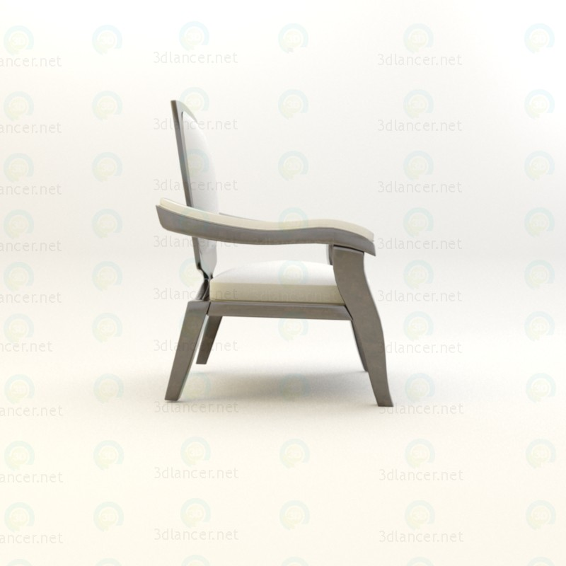 3d стілець для вітальні модель купити - зображення