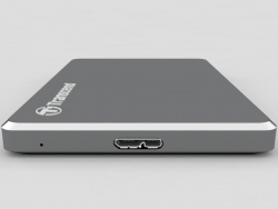 """Harici Sabit Disk Transcend StoreJet 25C3 2.5 """"USB 3.0"""