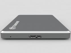 "Disco rigido esterno Transcend StoreJet 25C3 2.5 ""USB 3.0"