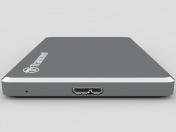 """Disco rígido externo Transcend StoreJet 25C3 2,5 """"USB 3.0"""