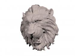 Lion. a lion