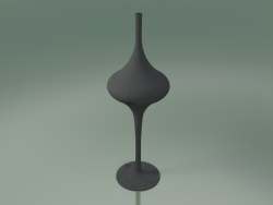 Floor lamp (M, Gray Lacquered)