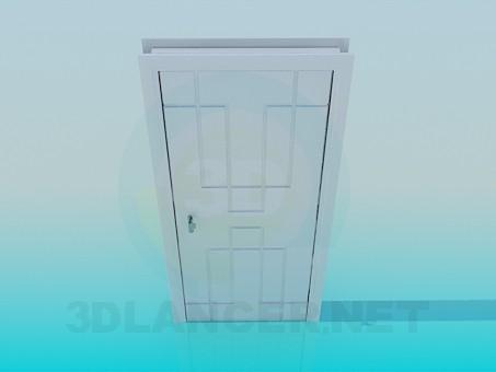 descarga gratuita de 3D modelado modelo Puerta