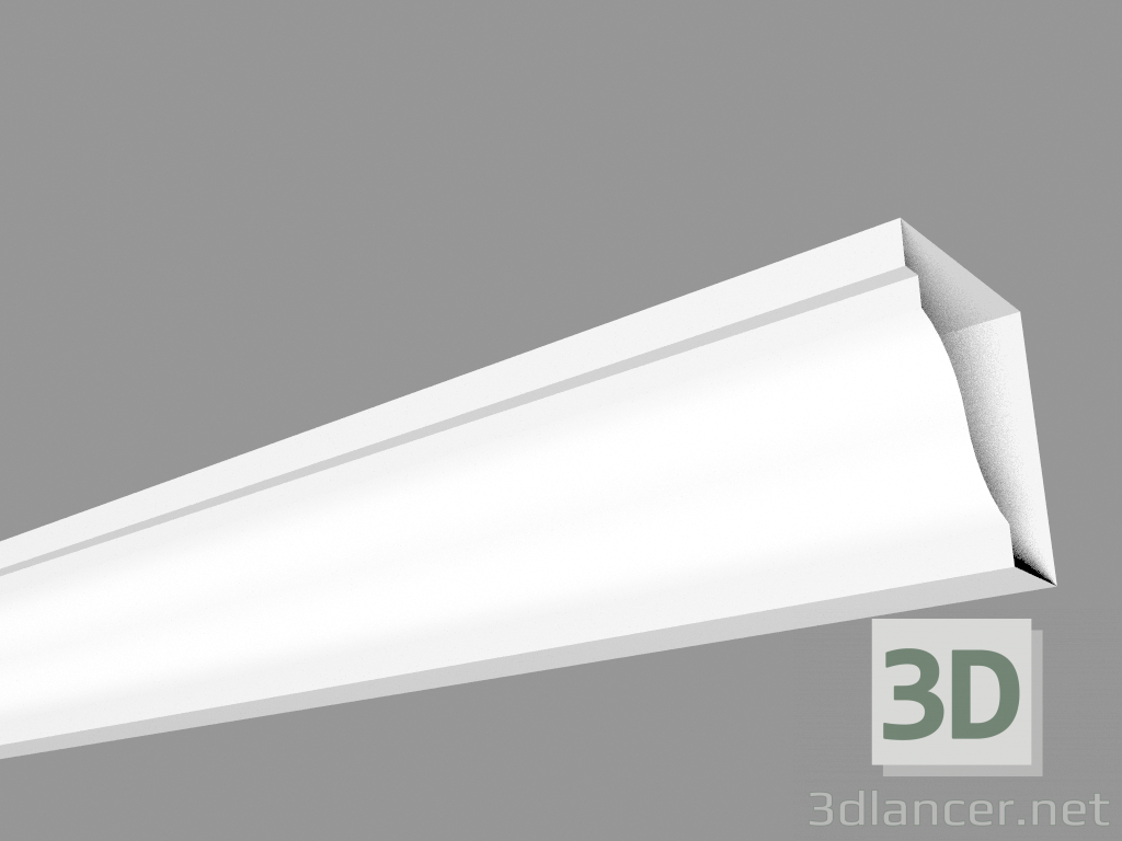 3d model Eaves front (FK18MN) - preview