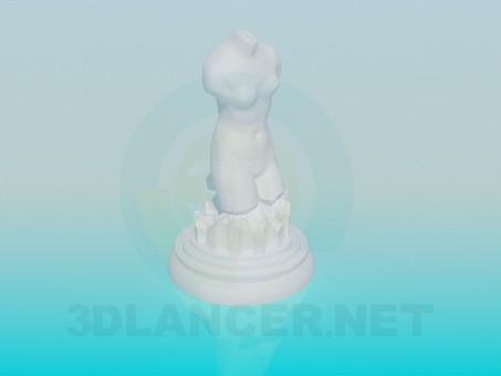 3d model Sculpture - preview