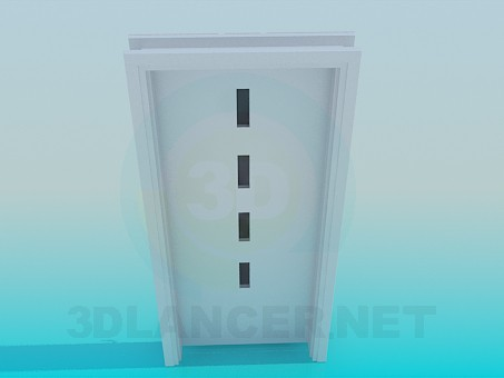 3d model Door - preview
