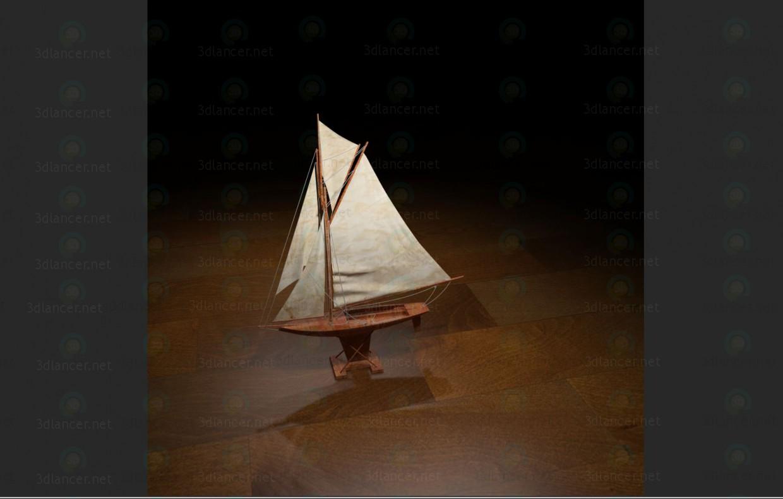 3d моделирование лодка модель скачать бесплатно