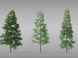 Varios modelos de pinos
