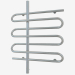 3d model Radiator Epatage (800x600 left) - preview