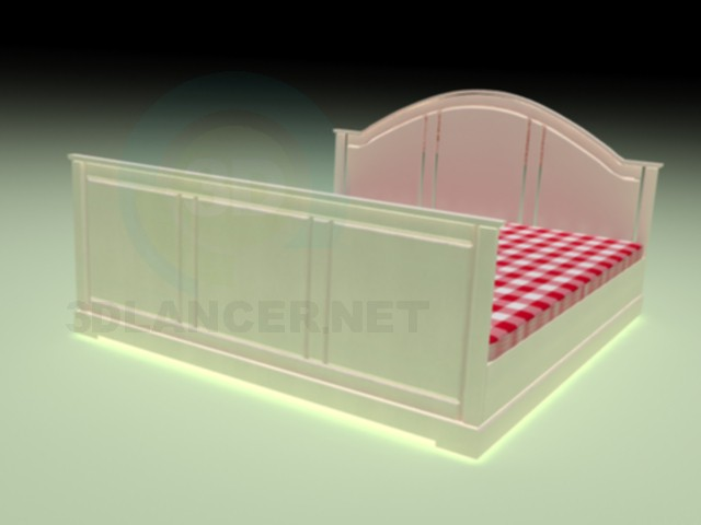modelo 3D IKEA Birkeland - escuchar