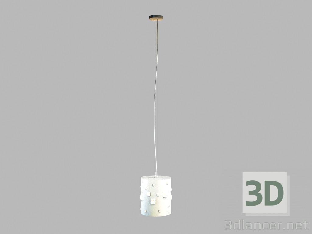 3d model pendant lamp pioggia md1102601 1a black manufacturer