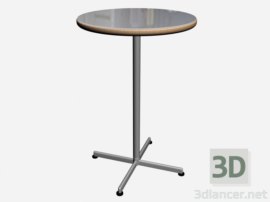 3d model Table bar Low Table Bar 8877 88070 - preview