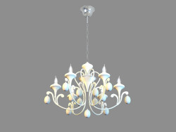 Chandelier A3239LM-6WH