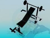 Тренажер для бодибилдинга