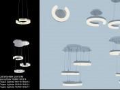 Collection of fixtures Lightstar