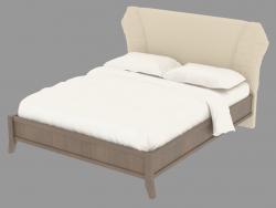 Ліжко двоспальне L3MONL