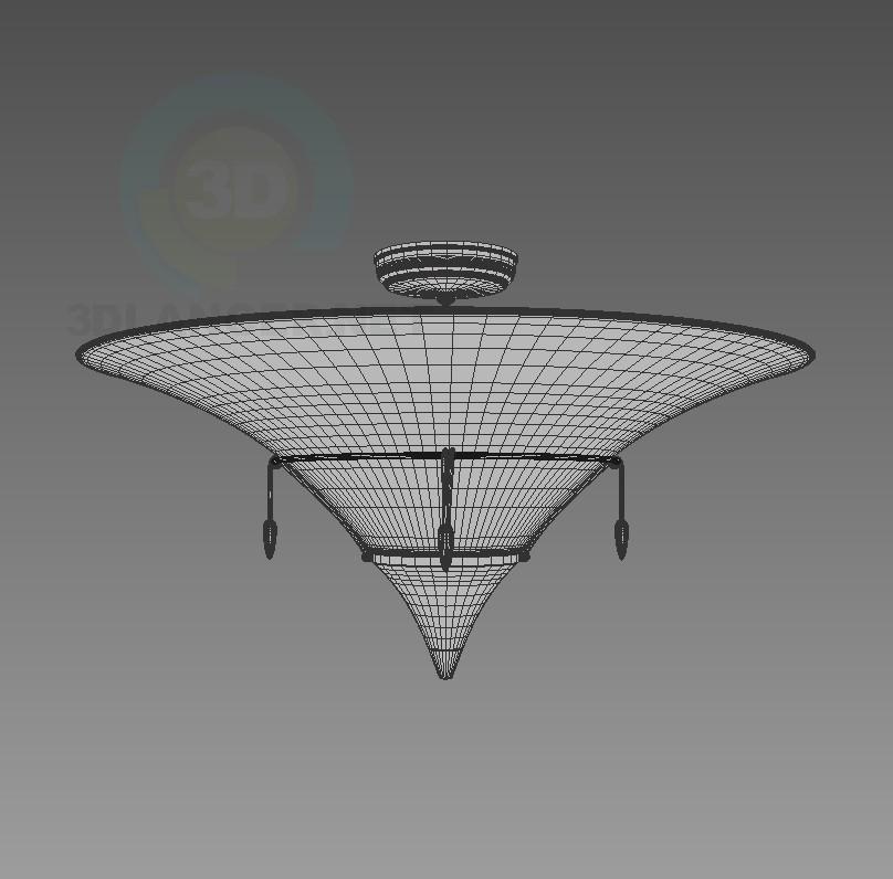 modelo 3D Lámpara Kolarz 875.13 Deckenleuchte del - escuchar