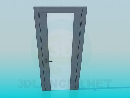 3d моделирование Дверь модель скачать бесплатно