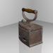 3d iron model buy - render