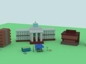Buildings, buildings