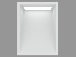 दीपक दीवार में एम्बेडेड (S6080)