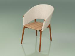 Comfort chair 022 (Metal Rust, Sand)