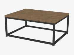 Coffee table MEDIUM BRITANIA COFFEE TABLE (8832.0001.M)