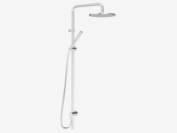 Inxx Shower System S5 shower set (chrome)