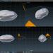 modello 3D Una roccia - anteprima