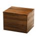 3d Wooden bedside table model buy - render
