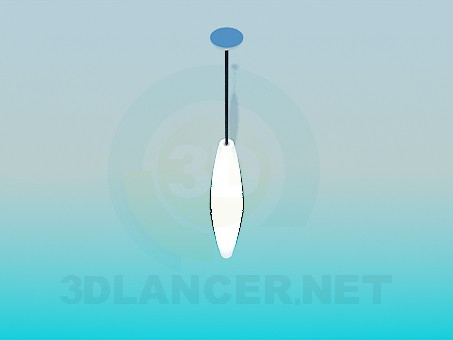 3d модель Светильник – превью